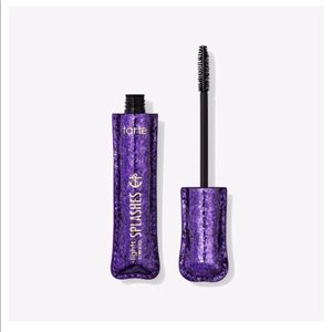 TARTE lights, camera, splashes waterproof mascara